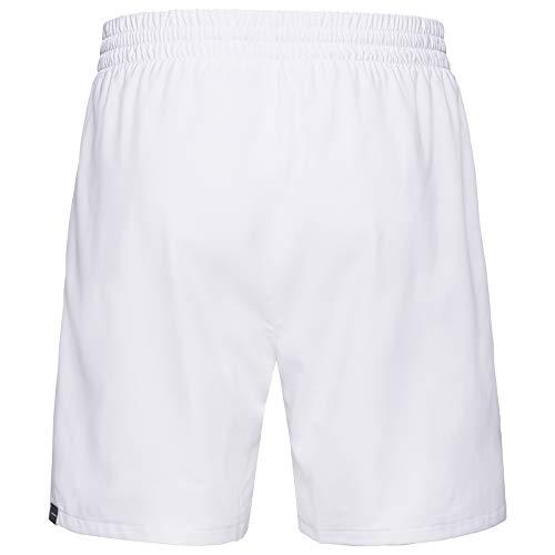 Zoom IMG-2 head club pantaloncini uomo bianco