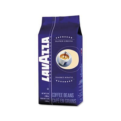 lavazza-lav4202-super-crema-espresso-coffee-beans-italian-bar-and-cafeteria-pack-of-6-by-lavazza