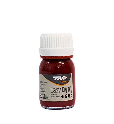 TRG Thoe One Easy Dye, Zapatos y Bolsos Unisex Adulto, Rojo (156 Morello Cherry), 25 mL
