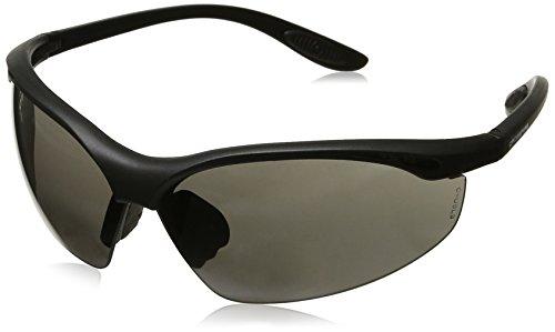b8aa020b363e Crossfire 12115 Talon Bi-Focal Reader Safety Glasses 1.5 Diopter Smoke Lens  - Matte Black