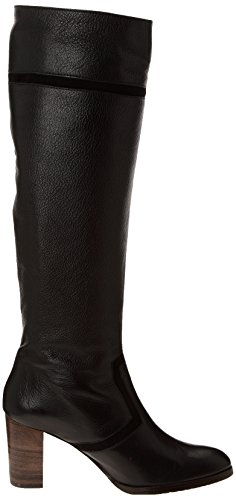 Castaner Vigo, Bottes femme Noir (Goat Leather Kid Suede Black)