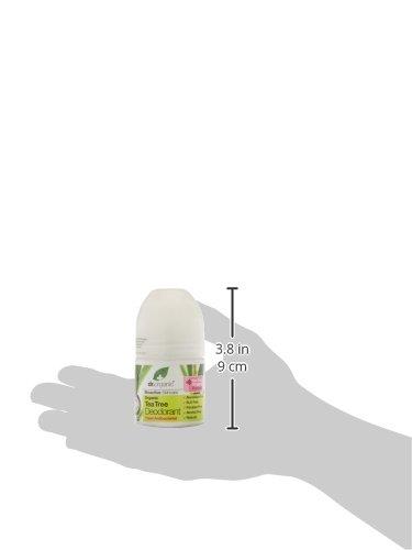Zoom IMG-3 dr organic tea tree deodorante