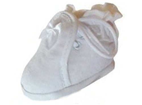 Festlicher Schuh für Taufe oder Hochzeit - Taufschuhe für Babies TP09 Gr. 18