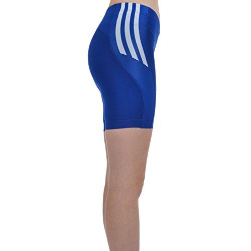 Adidas Femme FR France Shorts, Bleu Blues