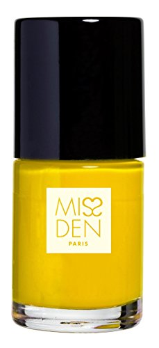 Miss den Love Color Nagellack leuchtendem Gelb 10ml
