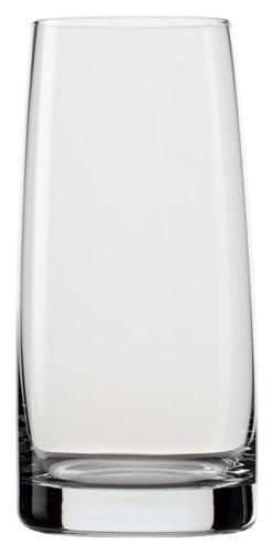 Vasos altos de Stölzle Lausitz de 361ml, juego de 6, compatibles con