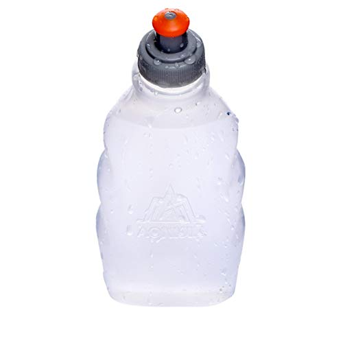 Doubleer Faltbarer Wasser-Beutel-beweglicher zusammenklappbarer Wasser-Behälter-Qualitäts-Material PP5 BPA frei für Sport-im Freien kampierende Wasser-Taschen Drinkware mit Strohkessel-Reise