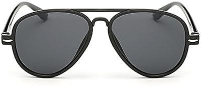 QHGstore Los niños para niños UV400 gafas de sol de espejo de la lente Gafas Gafas de sol al aire libre