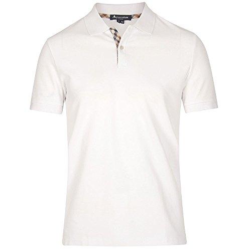 aquascutum-camiseta-para-hombre-blanco-wht-xl