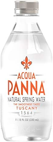 Acqua Panna Plastic Water Bottles (330ml x 24 bottles)
