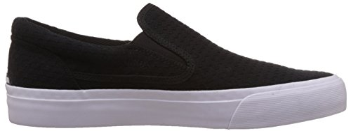 DC Shoes Trase Slip-on T M Shoe, Baskets Basses homme Noir (Black)