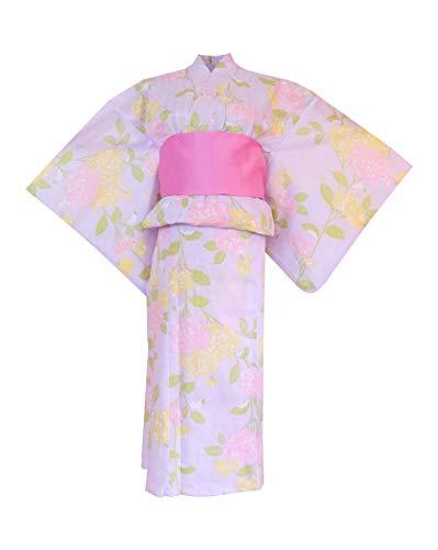 myKimono japonés Yukata Kimono Tradicional 595