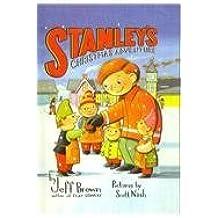 Stanley's Christmas Adventure (Stanley Lambchop Adventures (PB)) by Jeff Brown (2010-08-10)