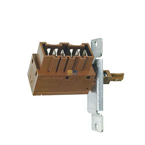 Tastenschalter 1-fach Ein-Aus-Schalter Spülmaschinen Electrolux AEG 111574101