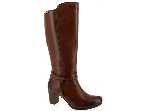 Pikolinos Vocal Womens Long Boots Tan