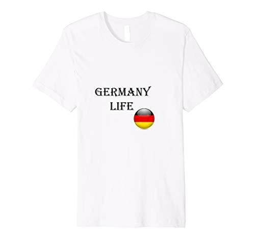 df874661d Amdesco Men Germany t-shirt Eagle Crest, Germany