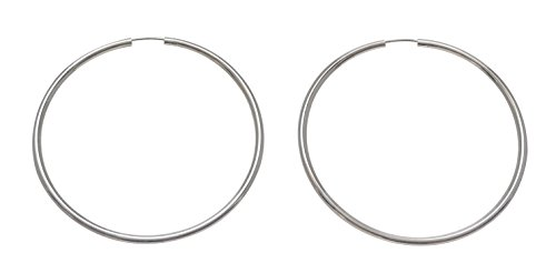 LooptyHoops  -  Sterling-Silber 925  Sterling-Silber -
