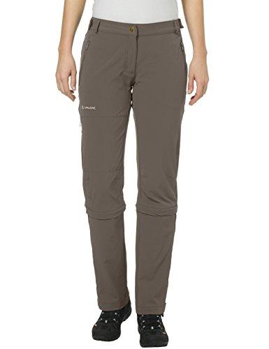 VAUDE Wo Farley Stretch Capri T-Zip II Pantalón