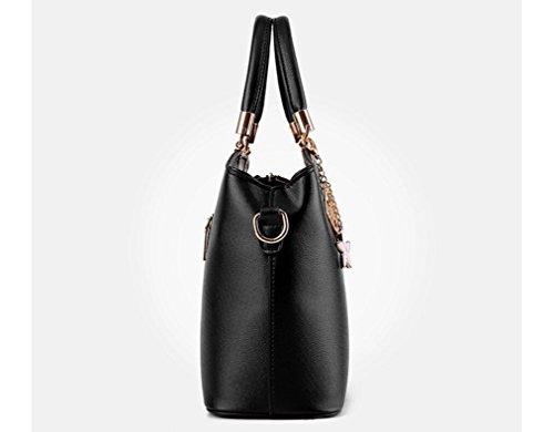 XibeiTrade - Sacchetto Ragazza donna Black