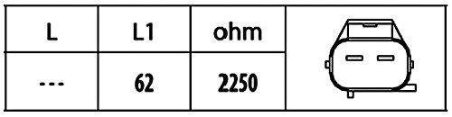 Hella-6PU-009-146-551-Generatore-di-Impulsi