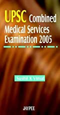 Upsc Combined Med.Services Exam.2005