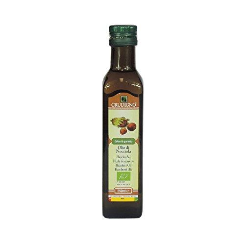 Crudigno - Olio di Nocciola - 250ml