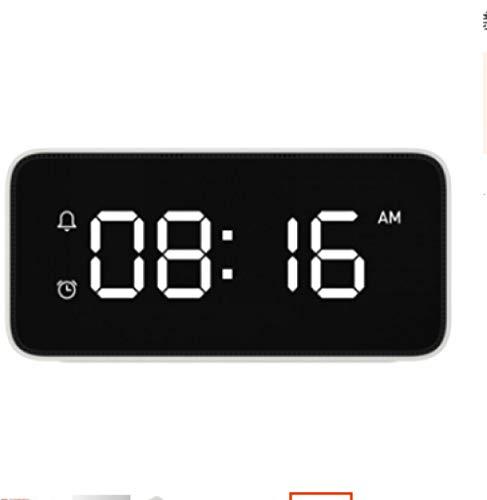 JIAHANLI Nuevo Reloj Despertador Inteligente Xiaomi Xiaoai El orador de los compañeros de Clase Xiaoai...