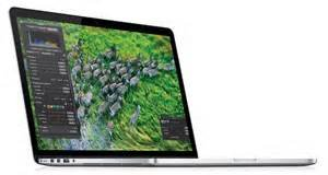Apple MacBook Pro with 15.4 inch Retina Display Quad Core i7 2.7Ghz, 16GB Ram, 768GB Flash Drive, NVIDIA GeForce GT 650M 1GB, MAC OS, German Keyboard (1 Gb Ram Macbook)
