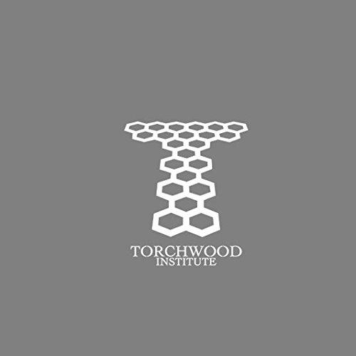 Istituto Torchwood - Borsa Di Stoffa / Borsa Grigia