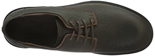 FLY LondonWand846fly - Scarpe con pizzo Uomo Marrone (Mocca/brown 001)