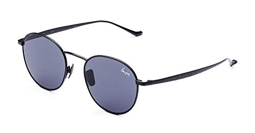 Italien Independent Brille Ettore LAPS Collection MOD. 006LP, Schwarz One Size