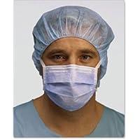 Barrier Chirurgischer Face Masks blau zum Anbinden X 50(Ref: 4330) preisvergleich bei billige-tabletten.eu
