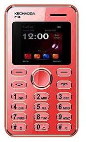 Kechaoda K116 Credit Card Size Mobile Phone