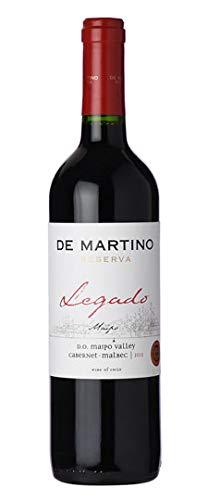 DE MARTINO, Legado Cabernet Sauvignon, VINO ROSSO (confezione da 6 bottiglie da 75cl) Cile/Valle Maipo