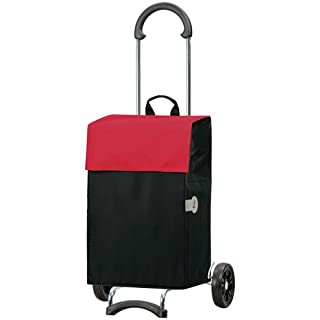 Andersen Scala Hera Shopper with Bag Red