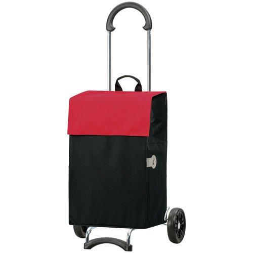 Original Andersen Scala Shopper mit Tasche Hera rot