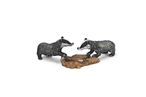 Schleich Badger Cub Figure