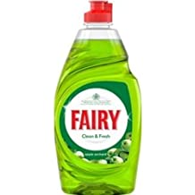 Fairy Limpio & Fresco Lavavajillas a Mano - 383 ml