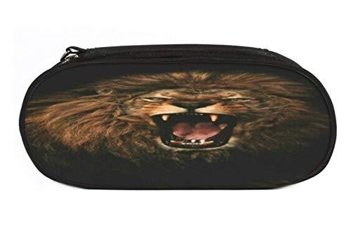 Super Lion Predator Federmäppchen mit scharfen Zähnen, King -