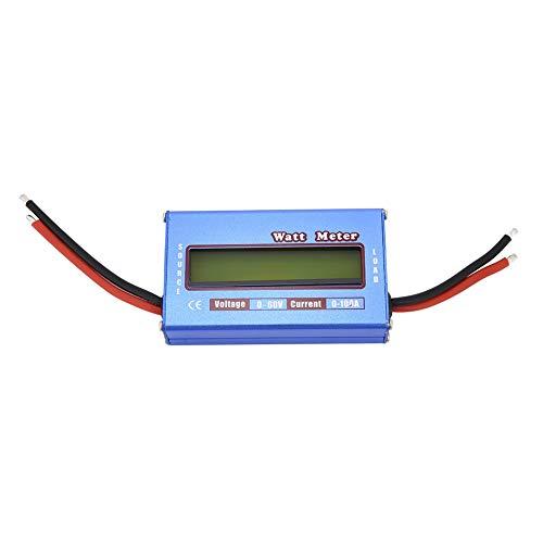 JADESHAY Watt Meter - RC Digital Wattmetro Watt Meter Misuratore di Potenza Checker DC 60 V 100A Equilibrio Tensione Batteria 1 Pz/Lotto