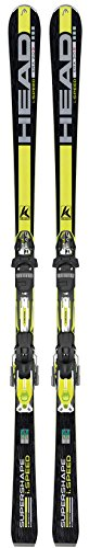 ISUPERSHAPE SPEED + ATTACCO PRX12 RACING STAG. 14/15 - 177, NERO-GIALLO