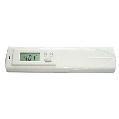 beiguoxia Oral Health-UV Ozon Desinfektion-Box mit Halter, grau, Einheitsgröße (254 Uv-lampe Nm)