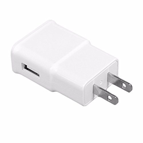 ReadyPlug USB Wall Charger for LeapFrog LeapBand - AC/DC Wall Adapter 2A USB Port (White)  available at amazon for Rs.1779