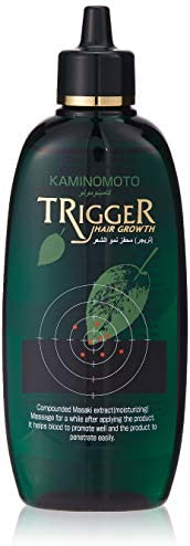 Kaminomoto Hair Growth Trigger 180ml - Triggers Hair Growth