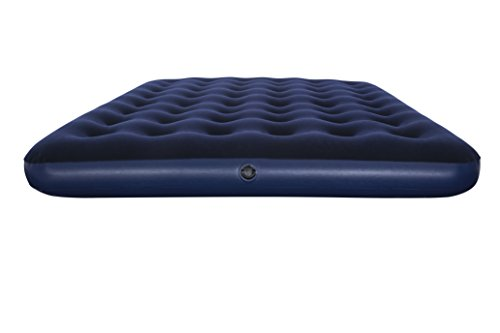 Bestway Flocked Queen Air Bed – 80 x 60 8.5 Inches
