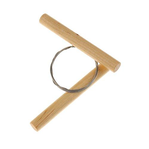 MagiDeal Tonschneider Drahtschlinge Drahtschere Ton Schneider Töpferwerkzeug für Käse Schneiden Keramik Werkzeug Clay Handwerk