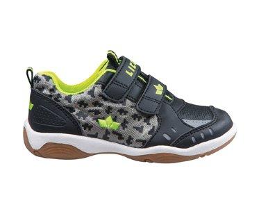 Lico Speed Indoor, Chaussures indoor garçon Gris