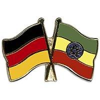 Yantec Freundschaftspin Pin Deutschland Äthiopien