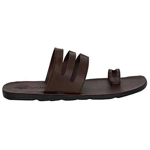 UrbanwhiZ-Emosis-Range-Stylish-Brown-Black-Color-Corporate-Office-Casual-Slippers-Sandals-for-Men