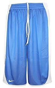 NIKE Men's REVERSIBLE Shorts Dri-Fit Basketball Blue-White